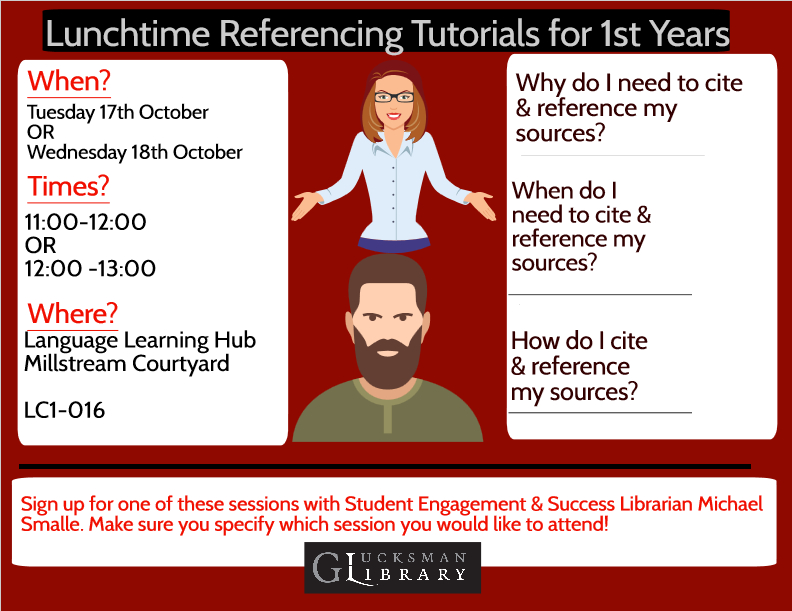 Citing & Referencing Harvard UL Style