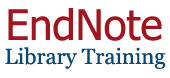 EndNote Online Workshop