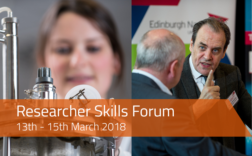 Researcher Skills Forum