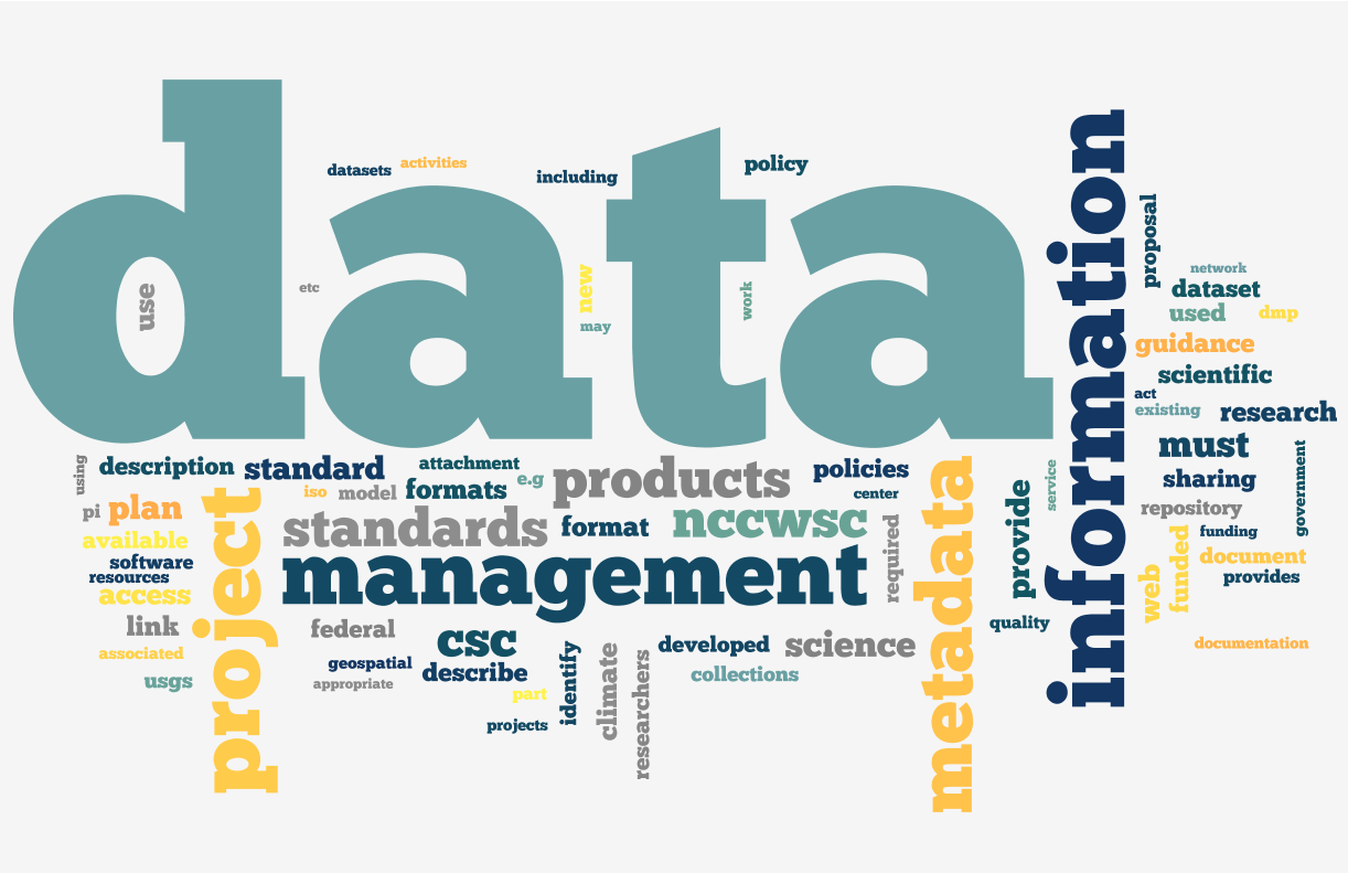 Data Lifecycle Management Basics and Data Management Plan