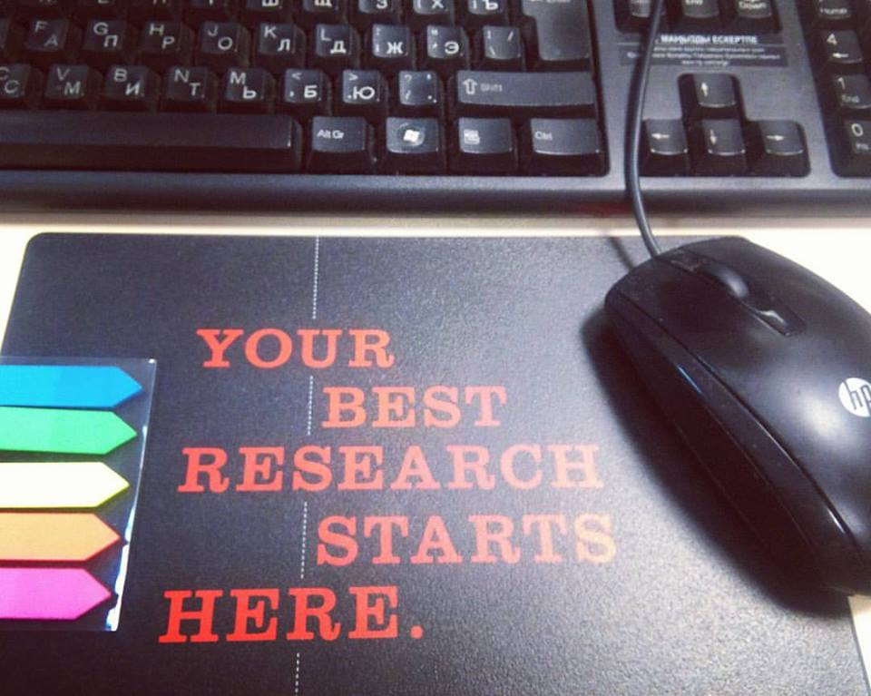 The Anatomy of Research: Walking through the Research Basics