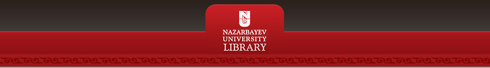 Nazarbayev University Library NU Library Calendar&Booking