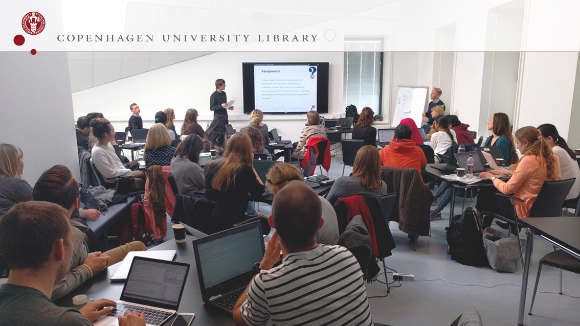 Update your academic publishing toolbox - PhD course for SCIENCE/SUND