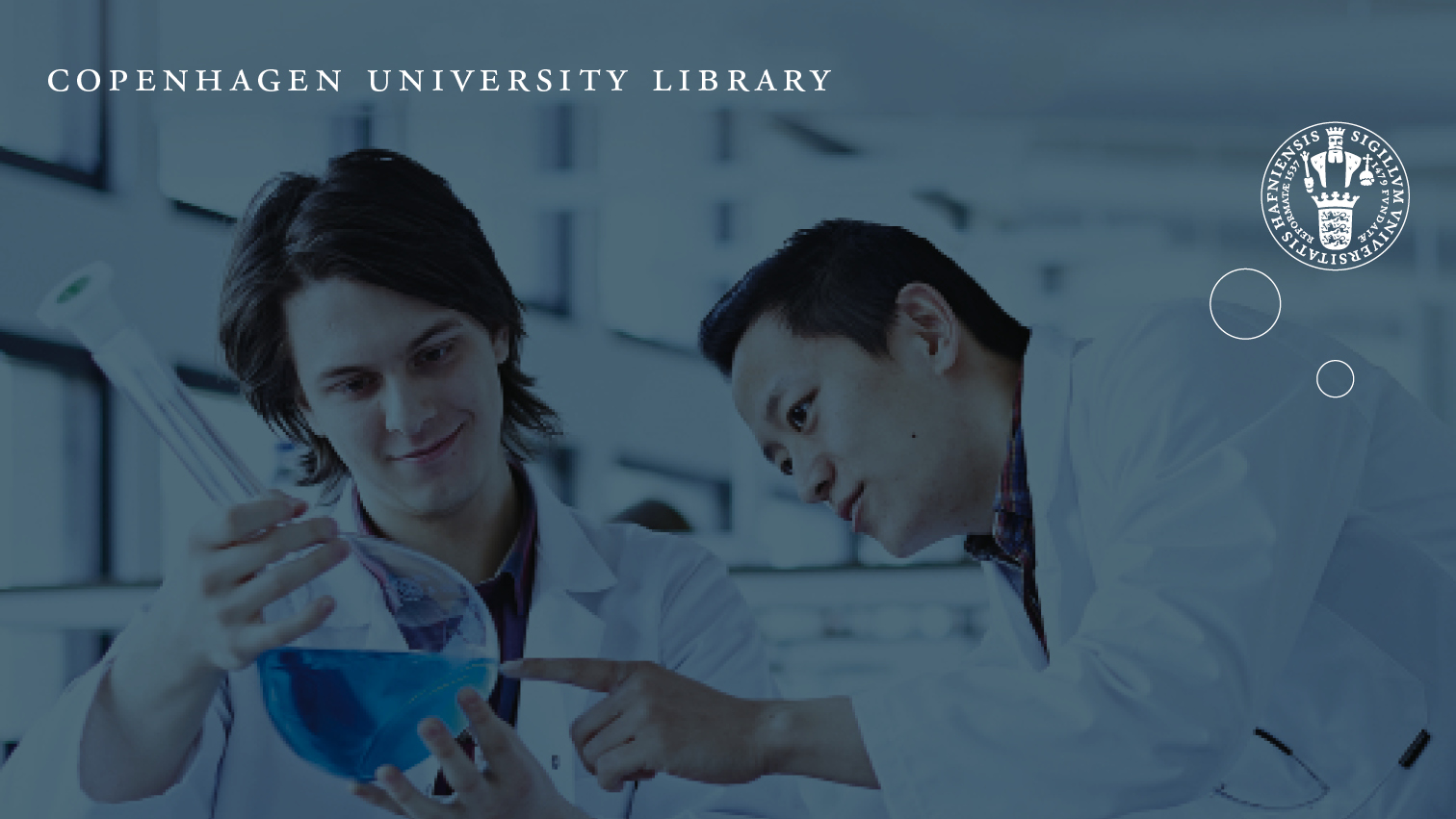 Two-day online course: Update your academic publishing toolbox - PhD course for SCIENCE/SUND | May 26 & 28