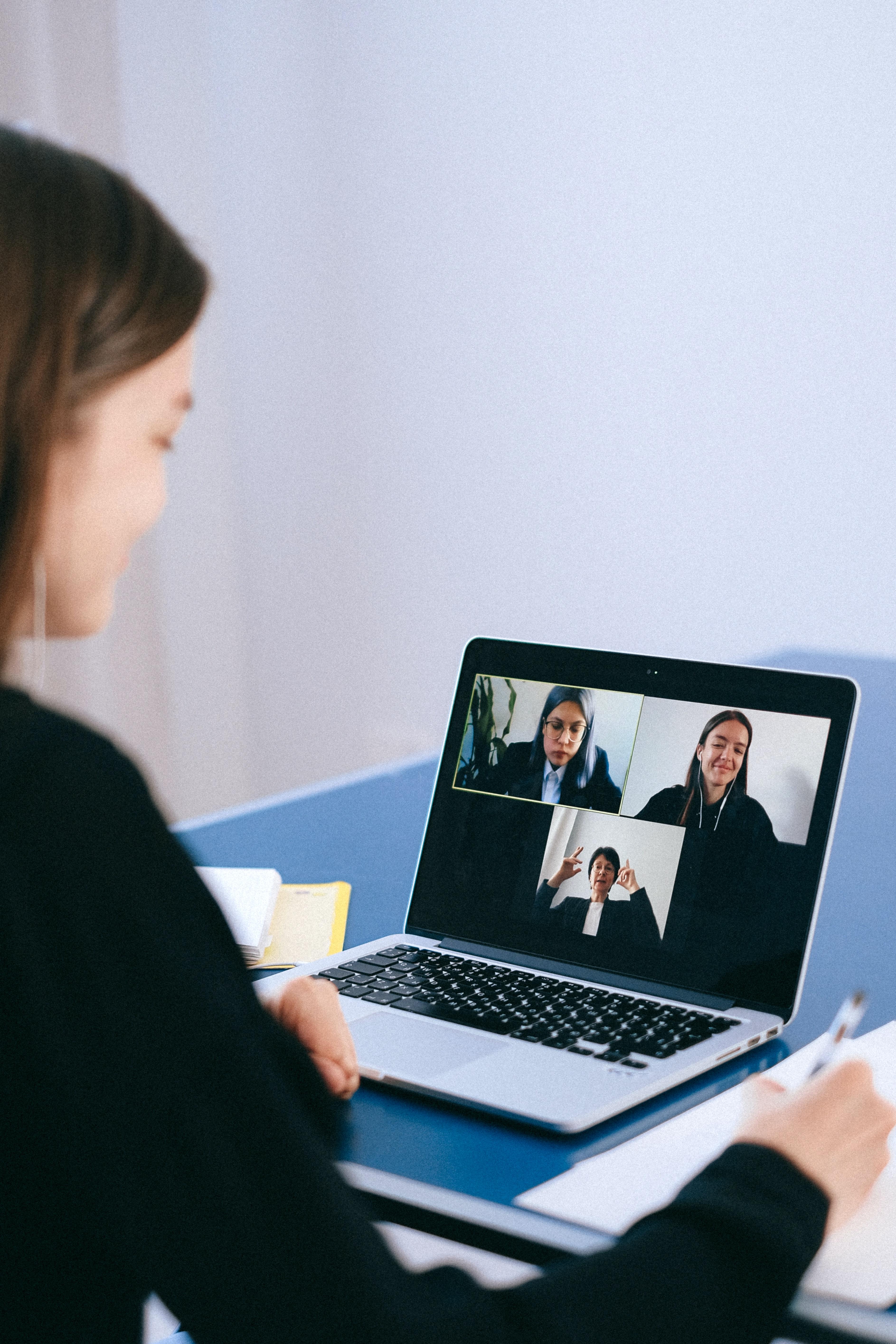 Video Interview Techniques: The Basics