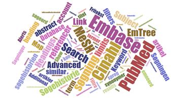 Webinar. Litteratursøgning i sundhedsvidenskabelige databaser Pubmed, Embase m.v.