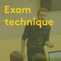 Webinar: Exam Technique with Coach Mads Lønnerup