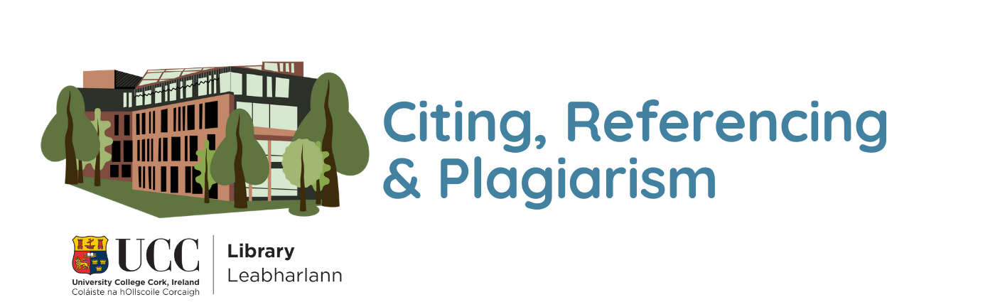 Q&A for Citing, Referencing & Plagiarism
