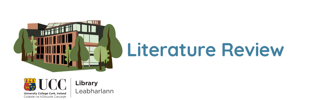 Q&A for Literature Reviews: An introduction to searching the literature