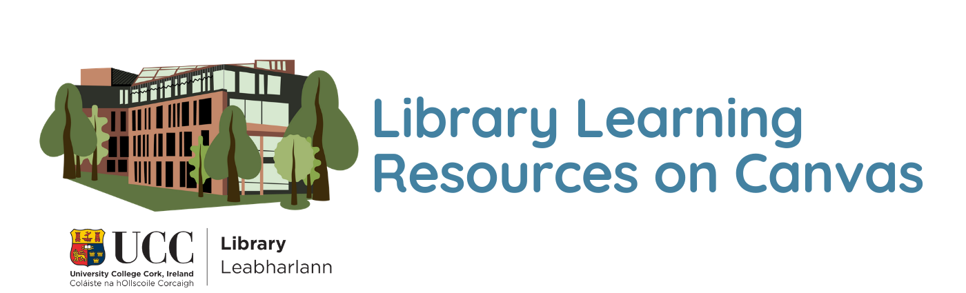 Q&A for selected Libary Canvas modules