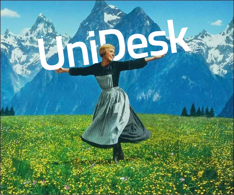 UniDesk - The Basics