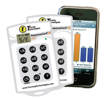 Lunch & Learn: Activate Student Learning with TurningPoint Classroom Voting