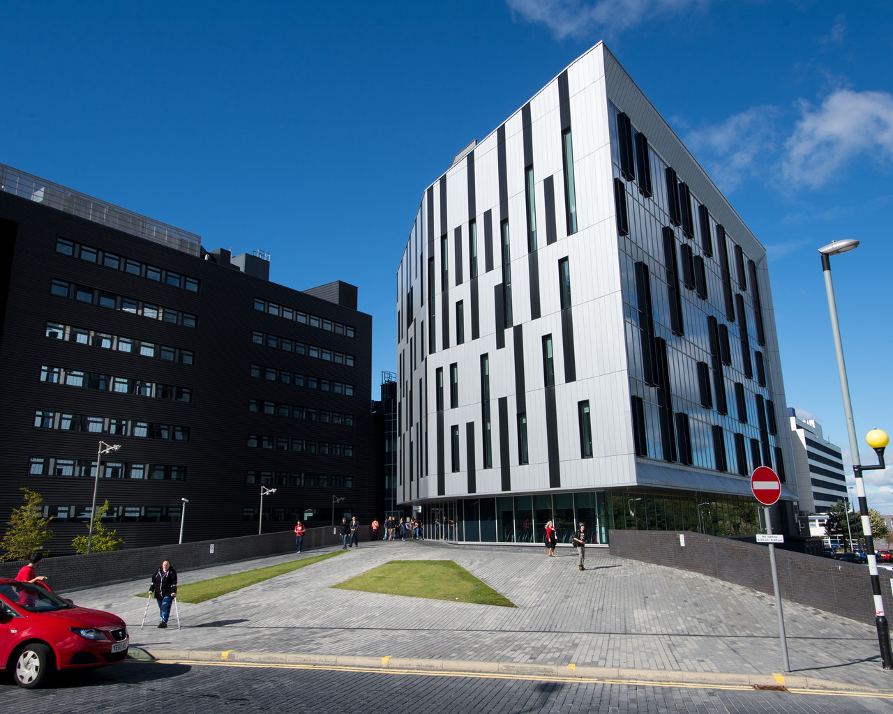 Sighthill Library Tour