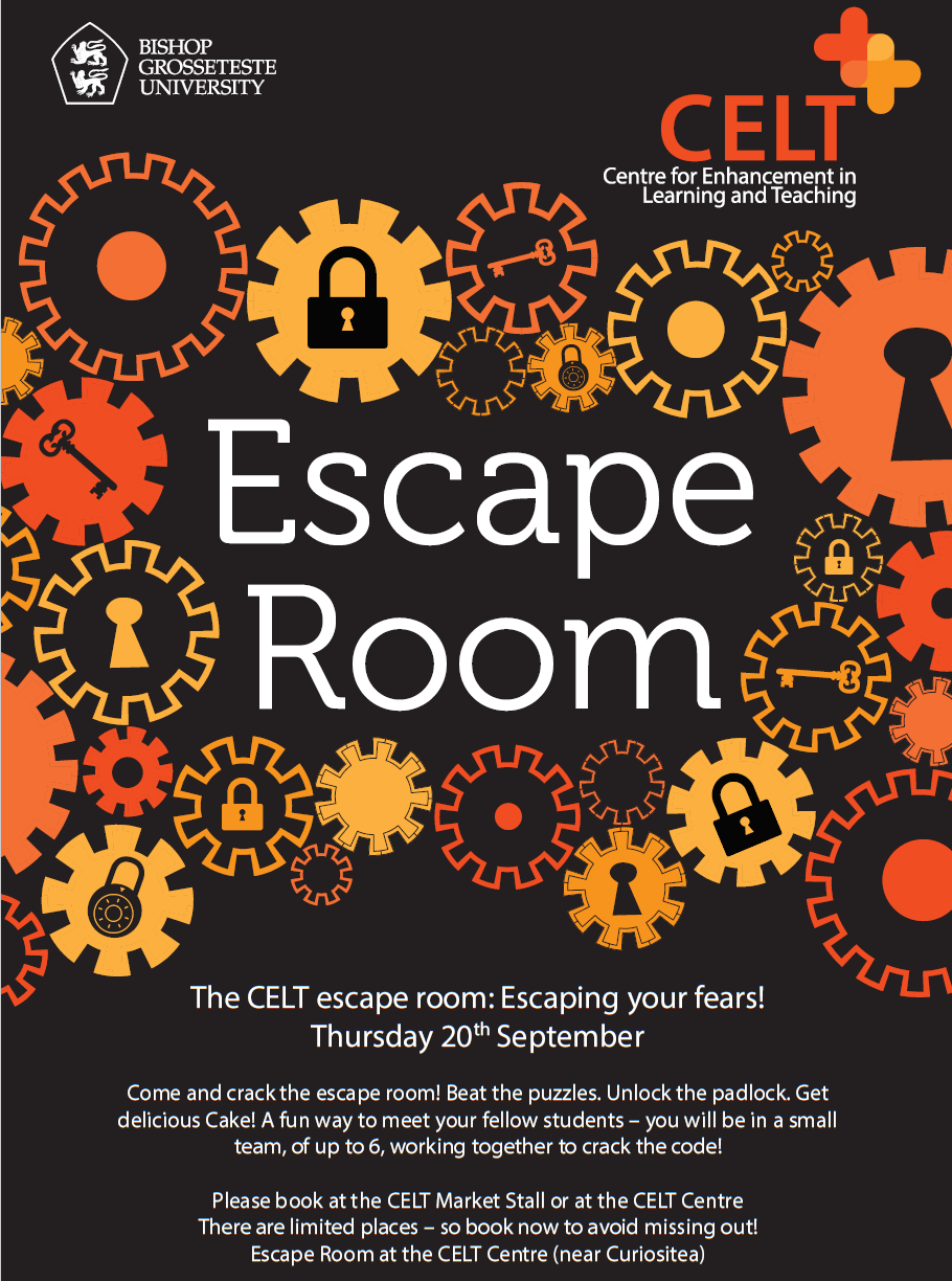 Escape room – Team 4