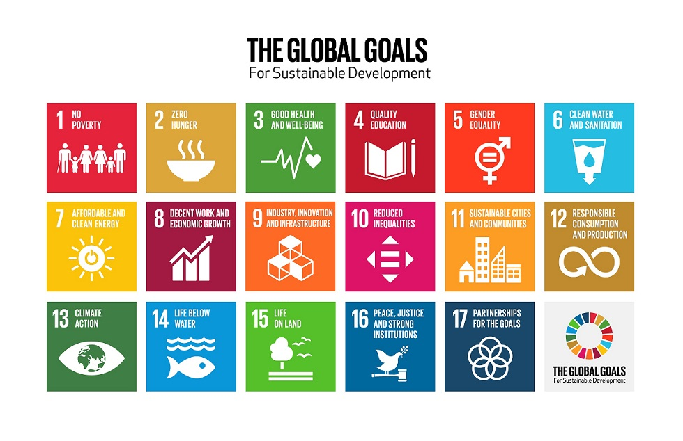 """Gaming on the Goals"" - networking on Sustainable Development Goals in Green GB week"