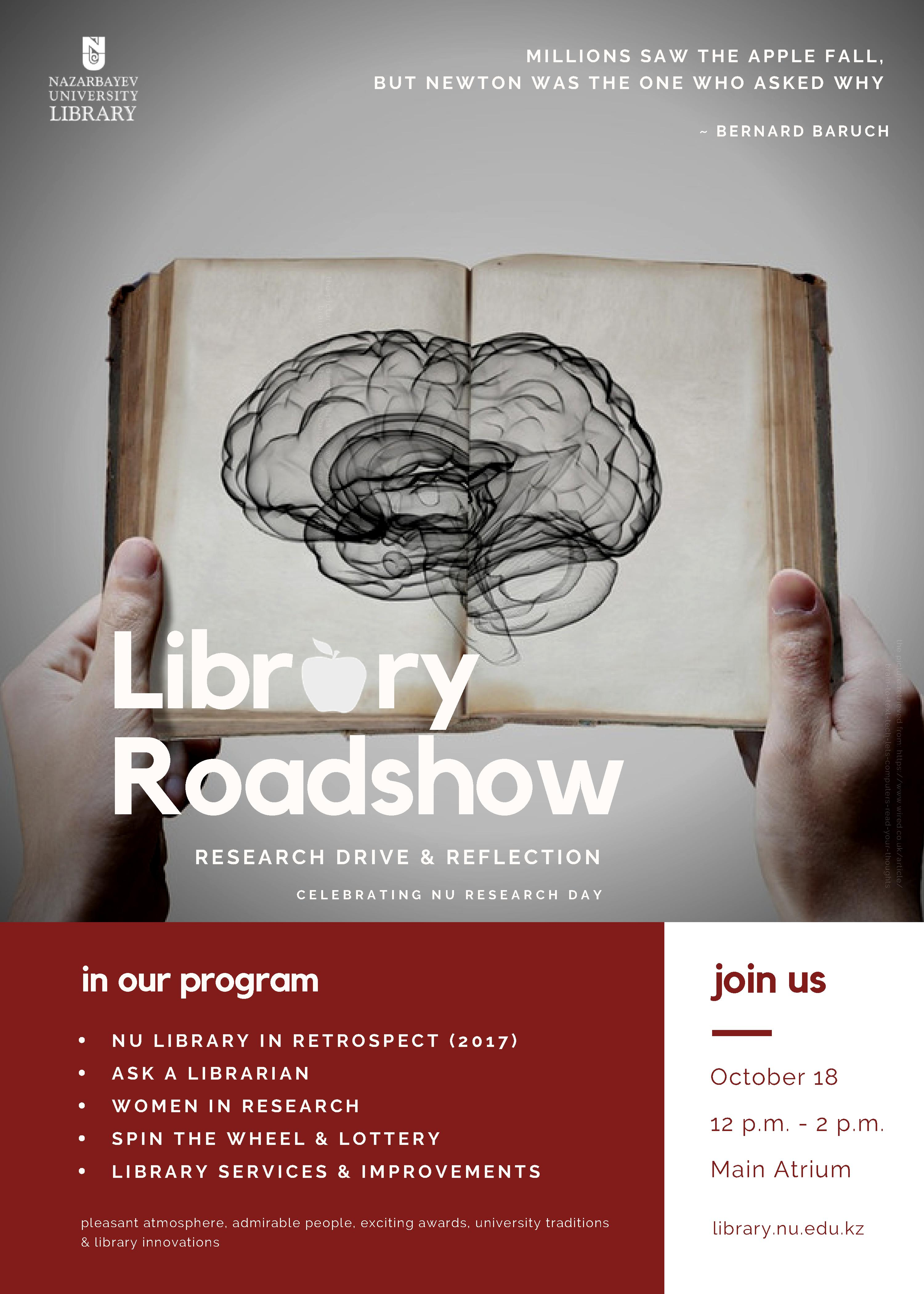Library Roadshow