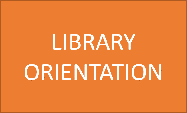 [NUZYP] New Student Library Orientation and Tour