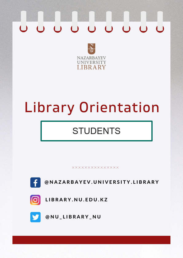 [Online] General Library Orientation for Undergraduate Students (Second Batch)