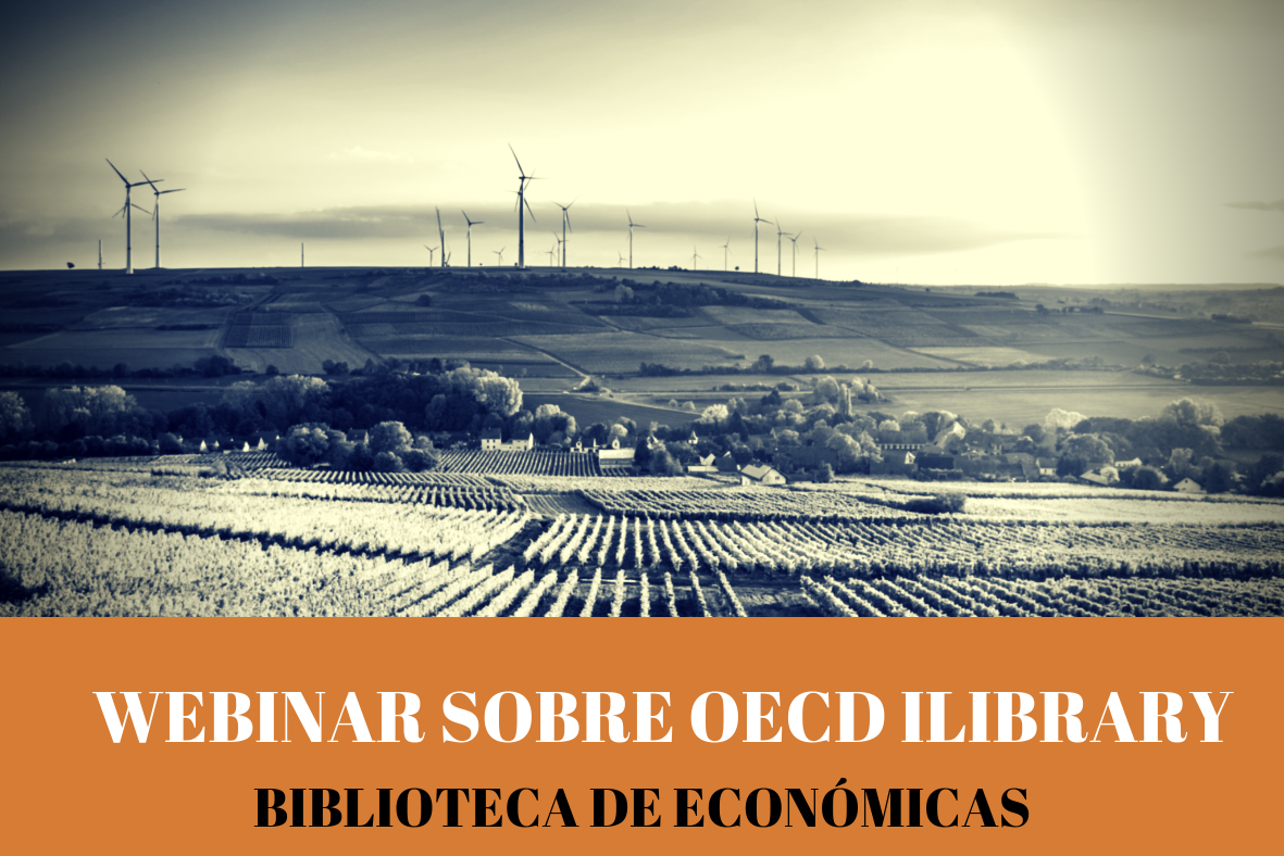 Webinar sobre OECD ilibrary: Better Policies for Better Lives - How OECD iLibrary can help