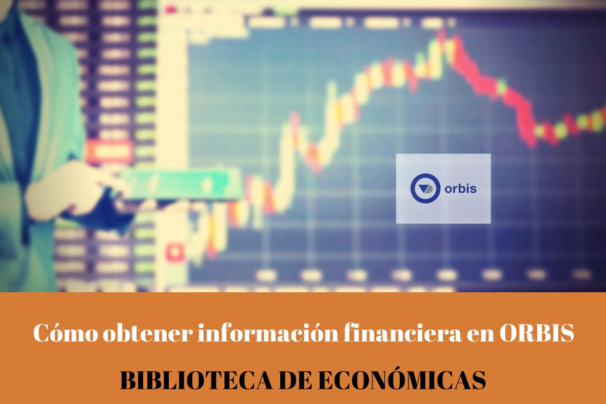 Orbis: Cómo obtener información financiera