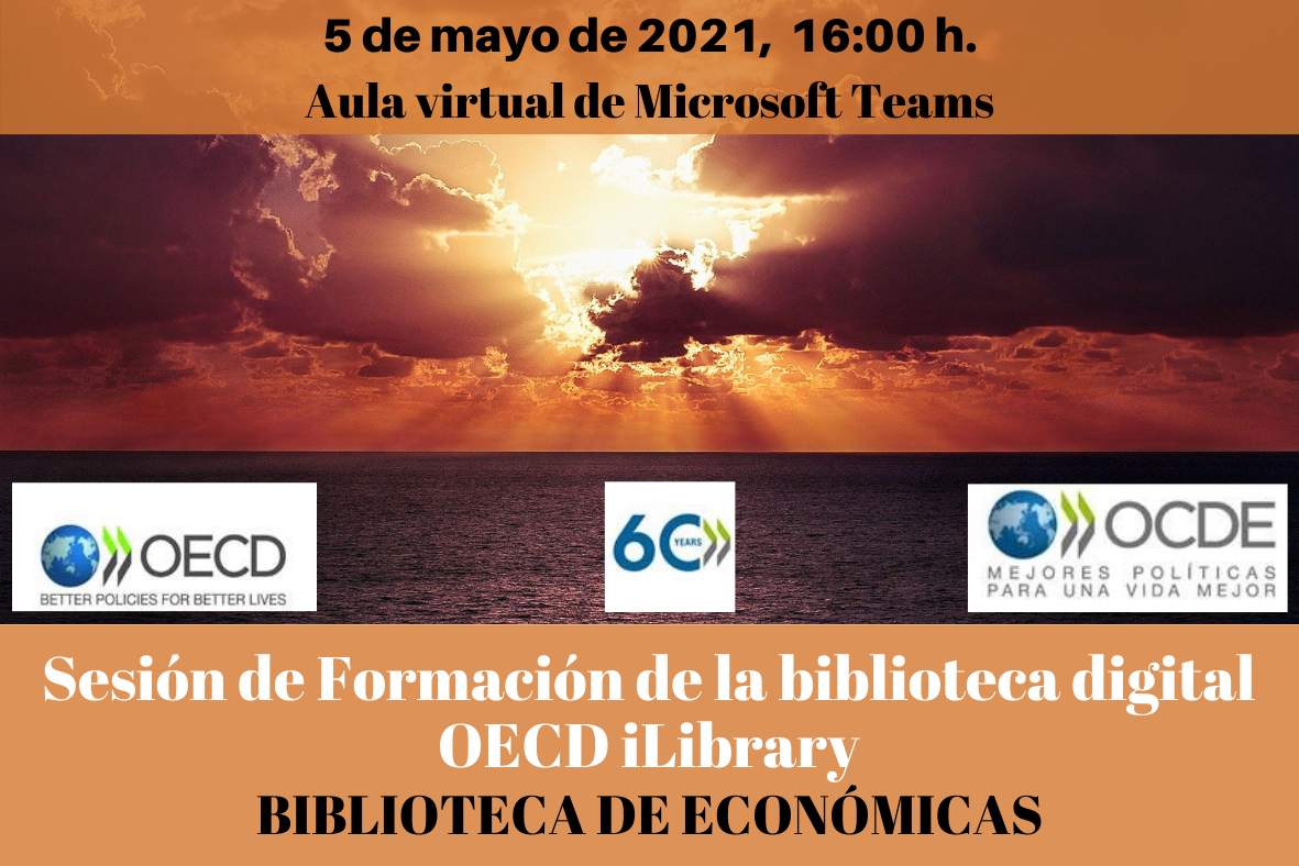 Sesión de Formación de la biblioteca digital OECD iLibrary
