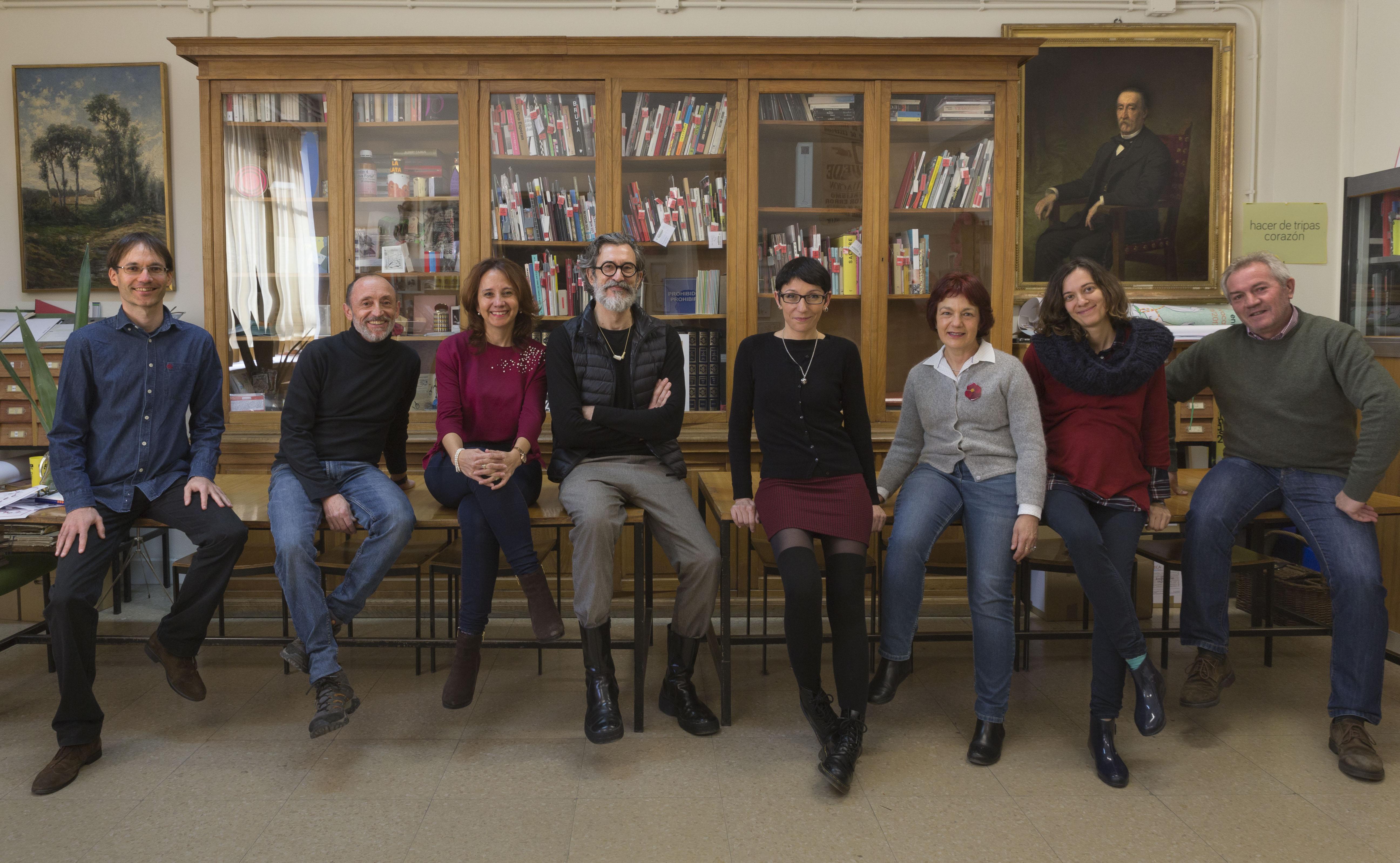 Taller sobre gestores bibliográficos: Refworks y Zotero.