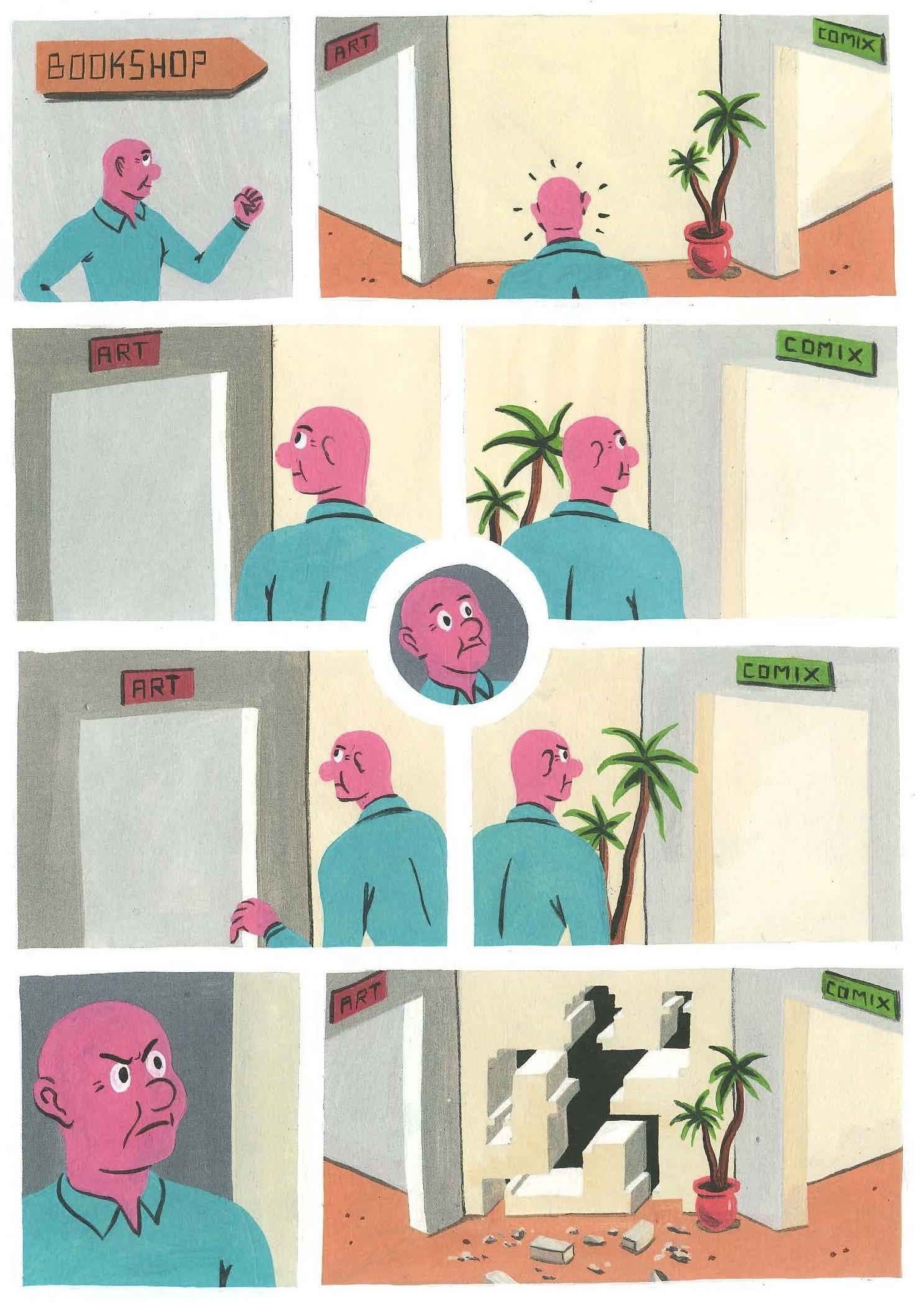 El arte en el cómic (FORMACIÓN EN LÍNEA)