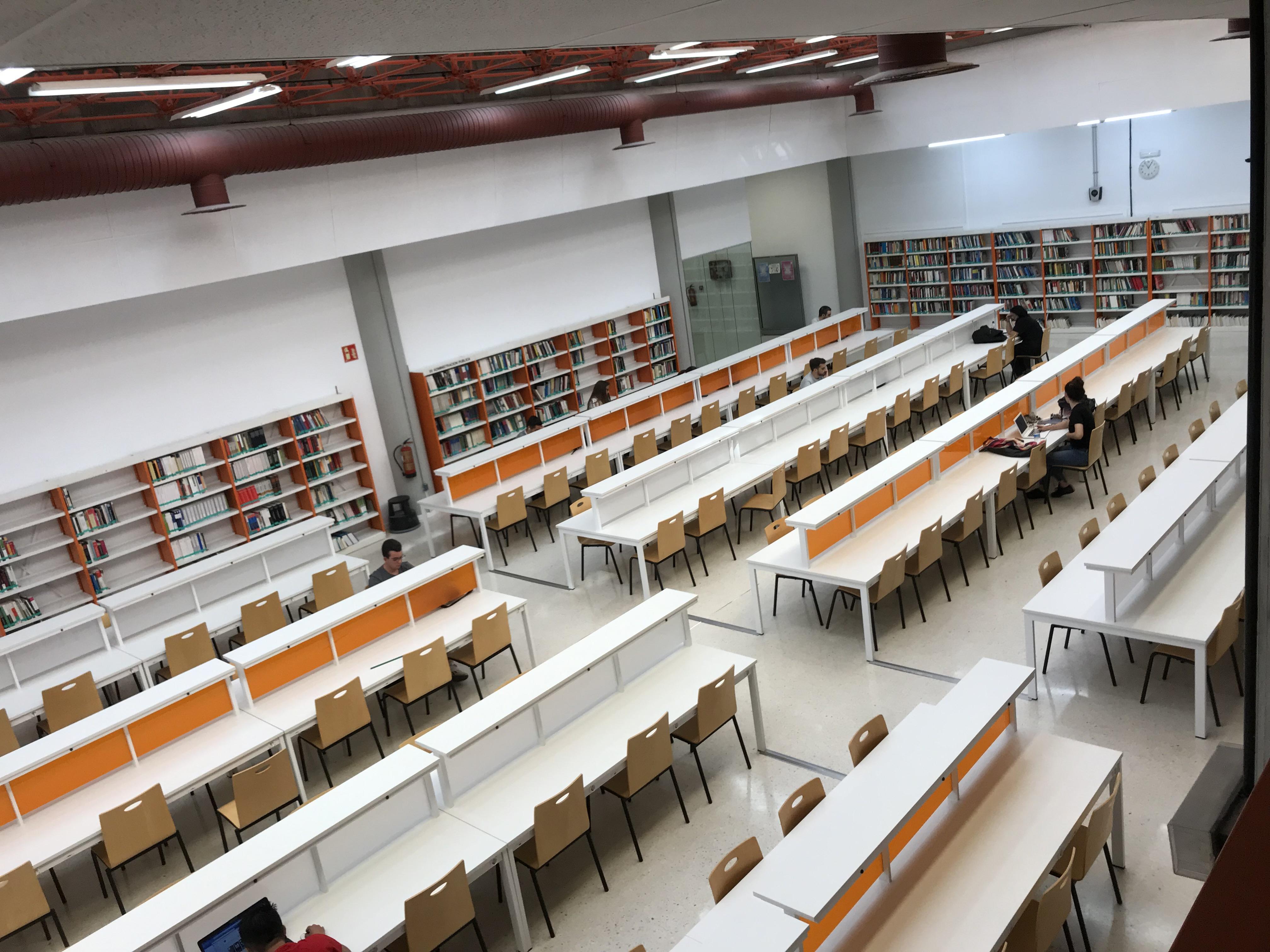 Conoce tu Biblioteca (sesión de formación)