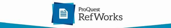 Gestor bibliográfico RefWorks (Sesión de formación para estudiantes del Máster en Gobierno y Administración Pública)