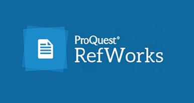 Gestor bibliográfico Refworks (Curso de formación presencial)