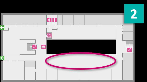 Fairhurst PCs Space - Afternoon (empty desk without PC)